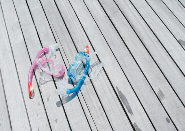 沖縄でスノーケリング・スキューバダイビングをお考えなら、カップルからファミリーまで海の世界を体験できるバナナリーフへ