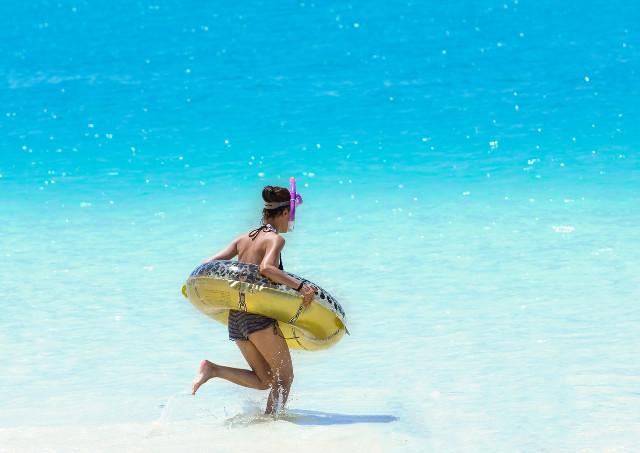 シュノーケリングは沖縄の海があってこそ体験できる